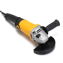 Professional Adjustable Electric Angle Grinder Portable 220V 800W Woodworking Polishing Machine Multifunctional Grinding Machine недорого