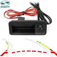 GreenYi Car Reverse Backup Trajectory Camera for FORD FOCUS 3 Kuga Mondeo Focus Mk3 2011 2012 2013 2014