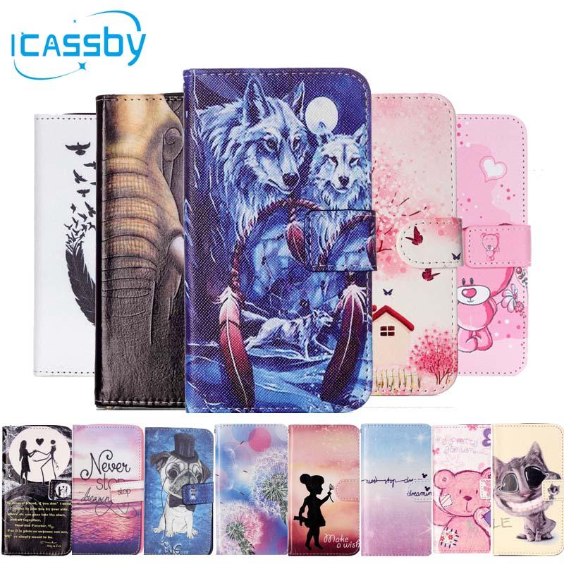 Mobile Phone Fundas for Capinha LG K10 Case Leather Wallet Flip Cover For LG K10 lte 4g K430ds K410 K420 K420n K430 Coque Etui