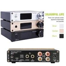 Горячие SMSL Q5 Pro Высокое качество HIFI 2.0 чистый цифровой домашнего аудио Усилители домашние оптический/коаксиальный/USB/вход Дистанционное управление Бесплатная корабельщики