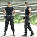 Negro Militar Cargo Pants Army Men Tactical Pantalones Deportivos de Alta Calidad Negro Hombres Pantalones de Trabajo Ropa Pantalon Homme CS