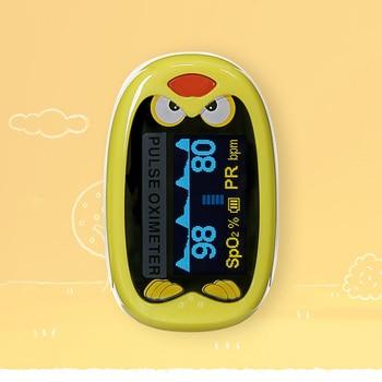 Детский пульсоксиметр Yongrow YK-K1 3