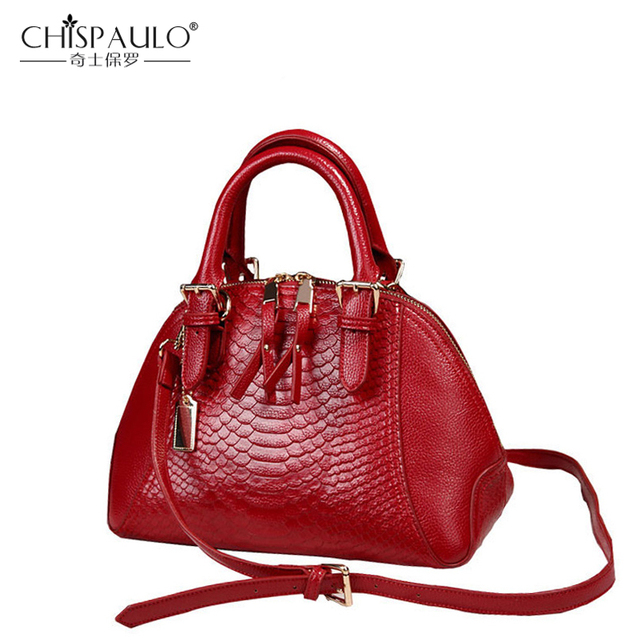 Fashion Designer Handbags High Quality Serpentine PU Shell Bags Women Famous Brands Shoulder Bag Luxury Female Messenger Bag sac
