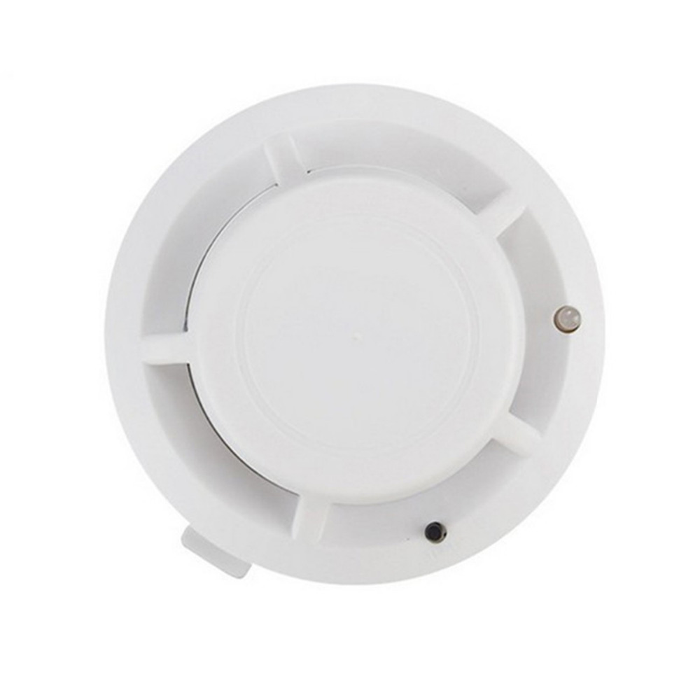 Wireless Alarm Security Photoelectric Smoke Fire Detector Home Security System For Indoor Shop Smoke Alarm Sensor Smog Sensor 8pcs wholesale wireless sensitive photoelectric smoke detector fire sensor cordless for wireless security home alarm system