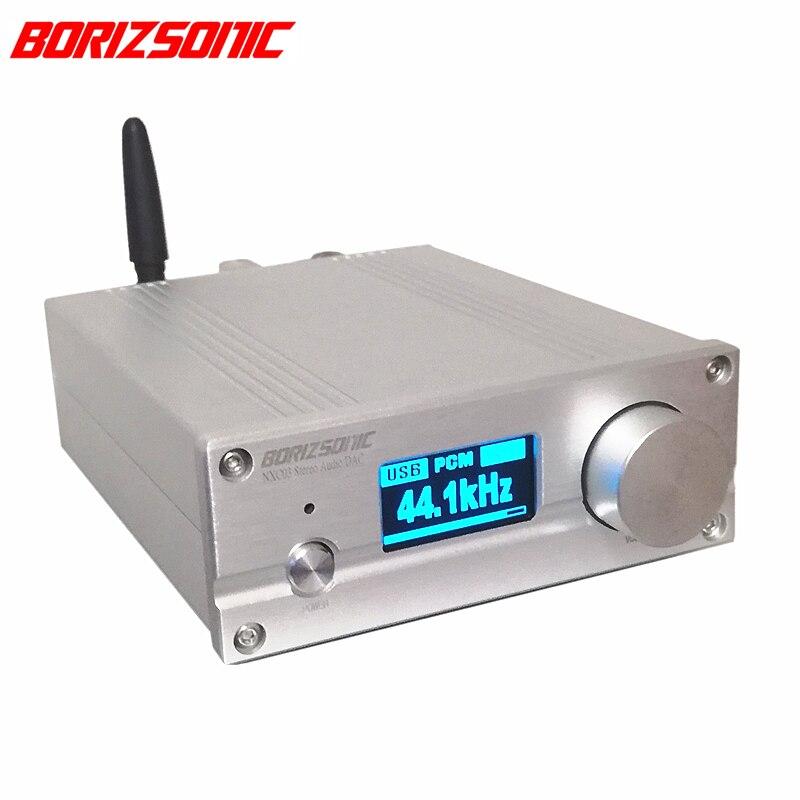 WohltäTig Dac Es9038q2m Es9038q2m Bluetooth5.0 Usb Xmos 208 Sa9023 Decoder Usb Koaxial Optische Zu Analog Besser Als D10 Freies Verschiffen Unterhaltungselektronik Tragbares Audio & Video