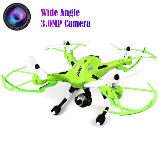 JJRC H26D Zangão Com Câmera 3.0MP Wide Angle Um Retorno Chave RC Quadcopter 2.4 GHz dron Helicóptero de Controle Remoto