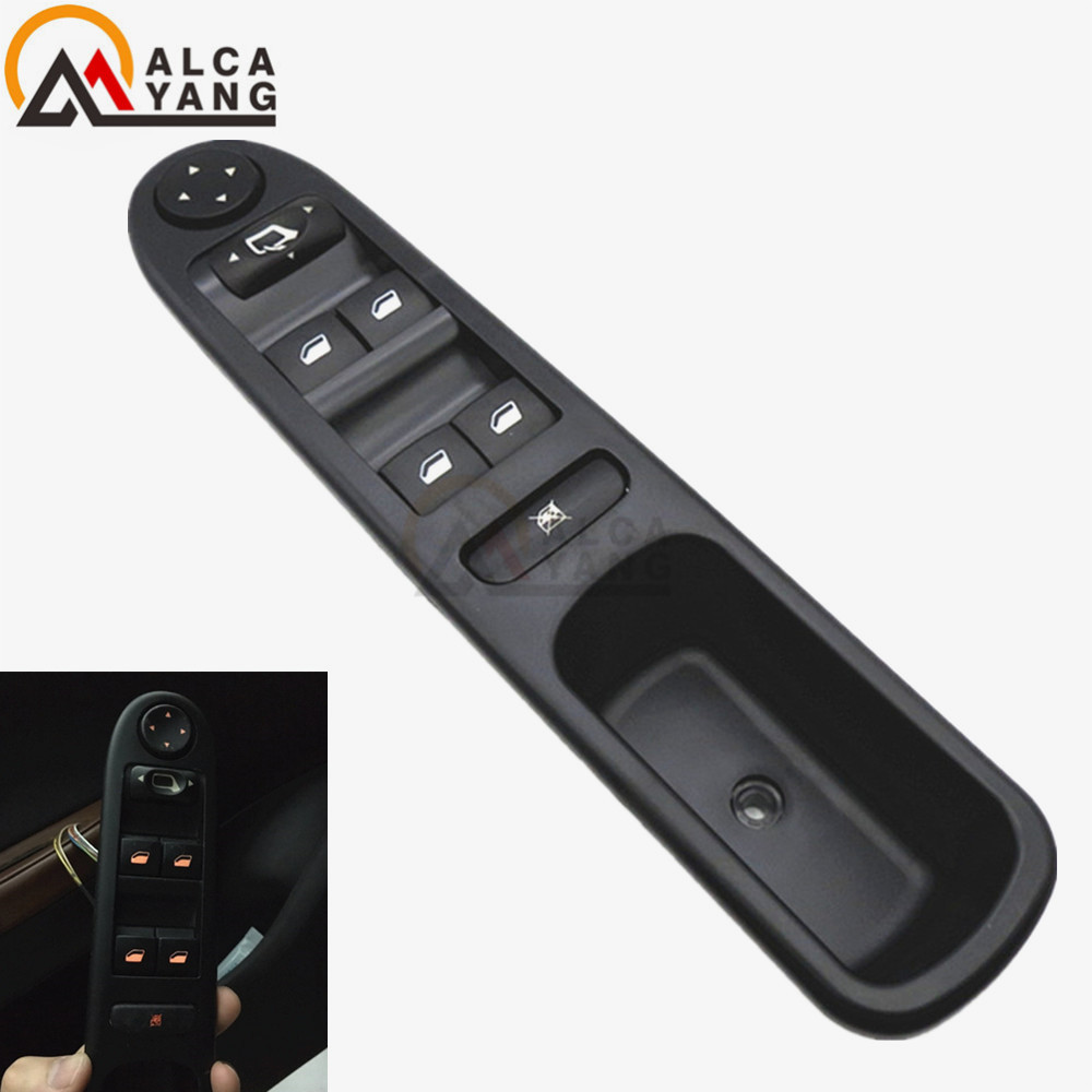 6554 kt lhd master power window control switch electric. Black Bedroom Furniture Sets. Home Design Ideas