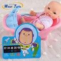 2016 Novo Brinquedo do Banho Do Bebê Termômetro Infantil Meninos Do Bebê Banhar Banho Animal Dos Desenhos Animados Brinquedo Termômetro de Temperatura