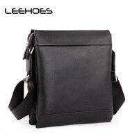 Men S Real Leather Messenger Bag Fashion European And American Style Popular Models Leather Men Bag