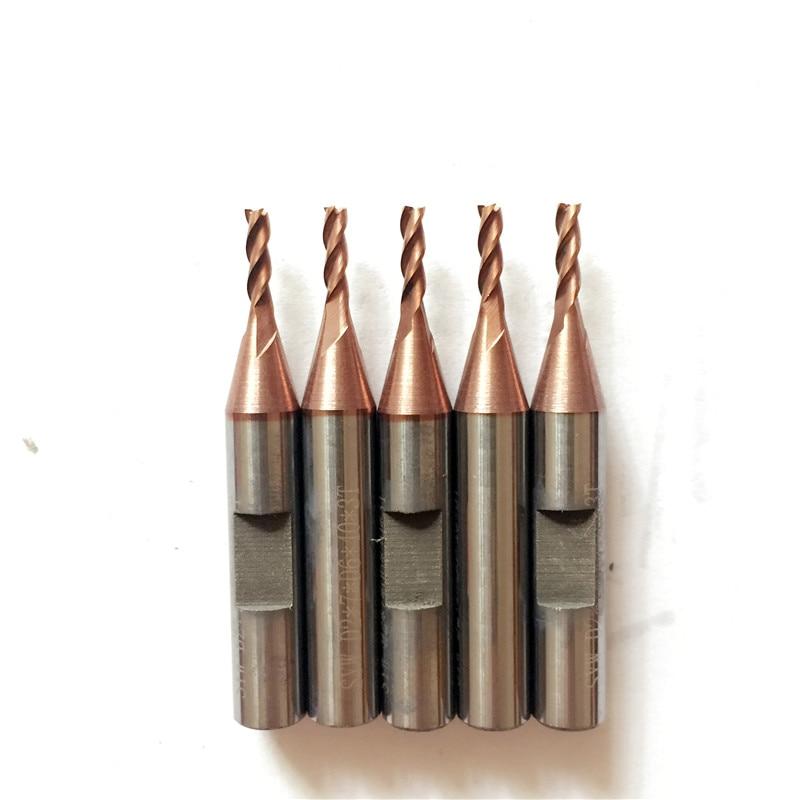3pcs/lot Original Quality 2.0mm Milling Cutter For Mini Condor IKEYCUTTER CONDOR XC-007 Master Series Key Cutting Machine