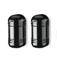 60 M Dual Alarm Fotoelettrico Del Fascio Infrarosso LED Rivelatore Tamper Uscita Allarme