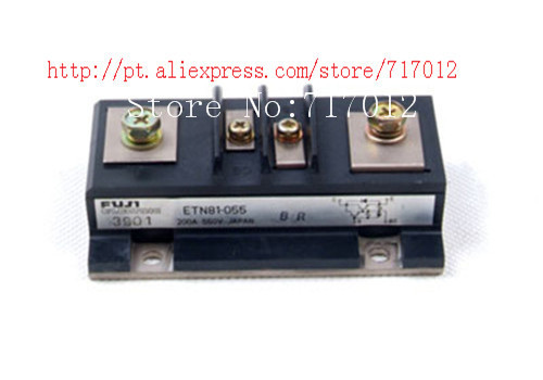 Free Shipping ETN81-055 No new  FET module 200A 550V,New products,Can directly buy or contact the seller no 81