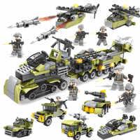 015 296pcs Wildness Action Constructor Model Kit Blocks Compatible LEGO Bricks Toys for Boys Girls Children Modeling