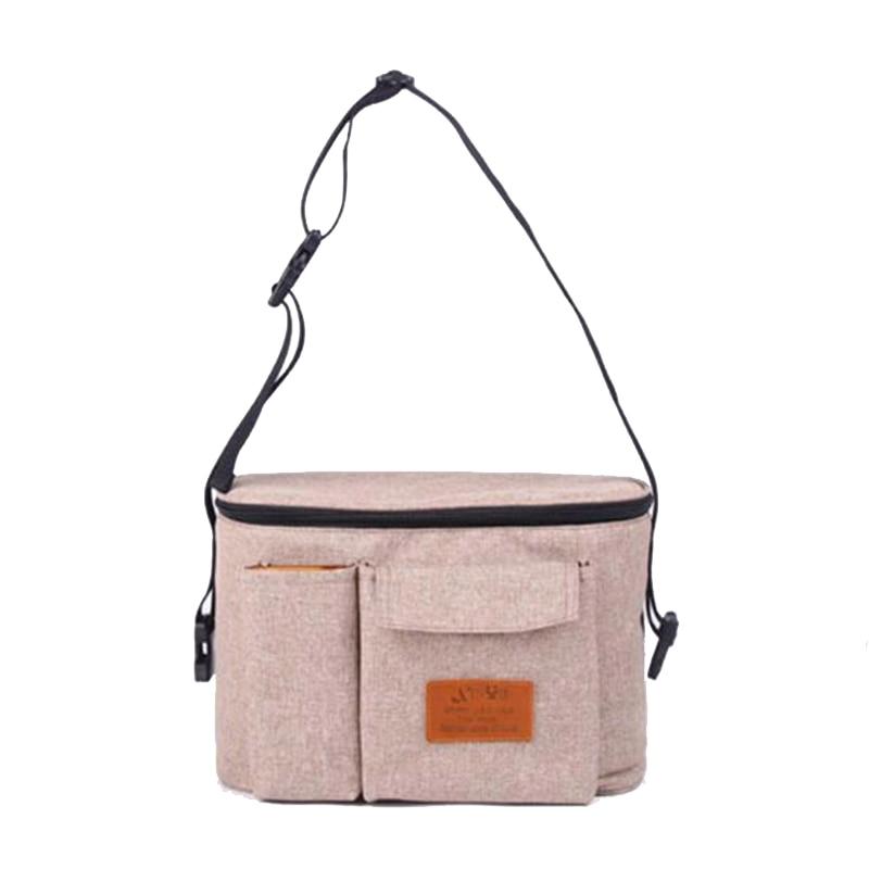HTB1ygI0ur3nBKNjSZFMq6yUSFXaT Diaper Bag Baby Stroller Organizer Hanging Nappy Bag Large Capacity Travel Backpack Pram Buggy Cart Waterproof Maternity Bag
