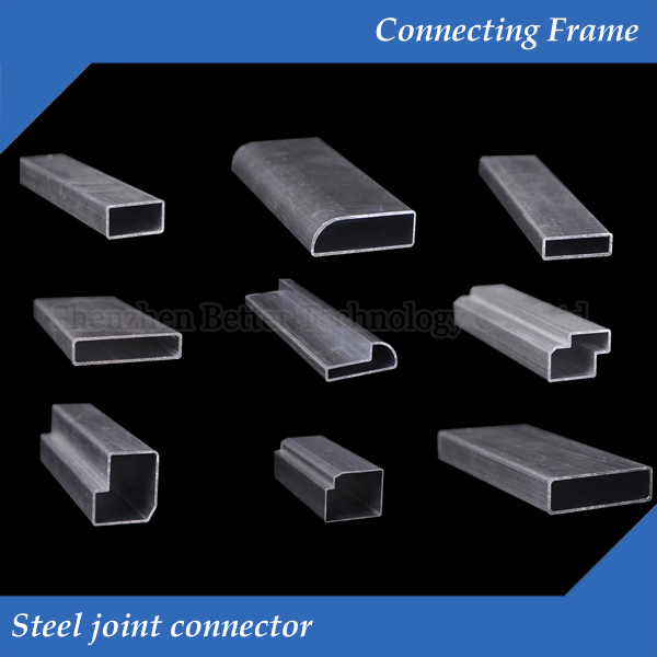 12cm Length Steel Joint Connector For Connecting Cut Frame