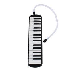 Venda quente 32 teclas de piano melodica instrumento musical para os amantes da música iniciantes presente com saco de transporte