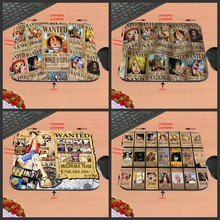 One Piece Anime New Arrival Personalized Rubber Gaming Mouse Pad Pc Pocket book Non-Slip Mousepad 18*22/25*20/29*25*2cm