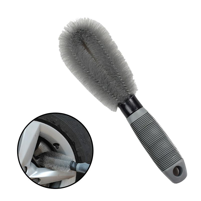 1Pcs Wheels Brush Hand Washing Brush for Car Cleaning Tool Detail Brush
