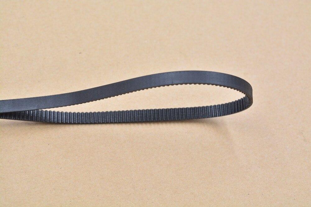 3d Printer Belt Closed Loop Rubber 2GT Timing  Teeth 570 Length 1140mm Width 6mm 1140-2GT-6 1pcs