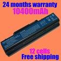 Jigu nova 12 células laptop battery ak.006bt. 020 ak.006bt. 025 as07a31 para acer aspire 5732z 5735 5737z 5738 5740 5740g 7715z as5740