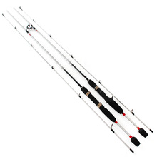1.8m 2 Segments spinning/casting lure wt.1/64-1/8 Fishing rods Weight 70g / 90g Forging sticks 99% Carbon  Lure Fishing Rod