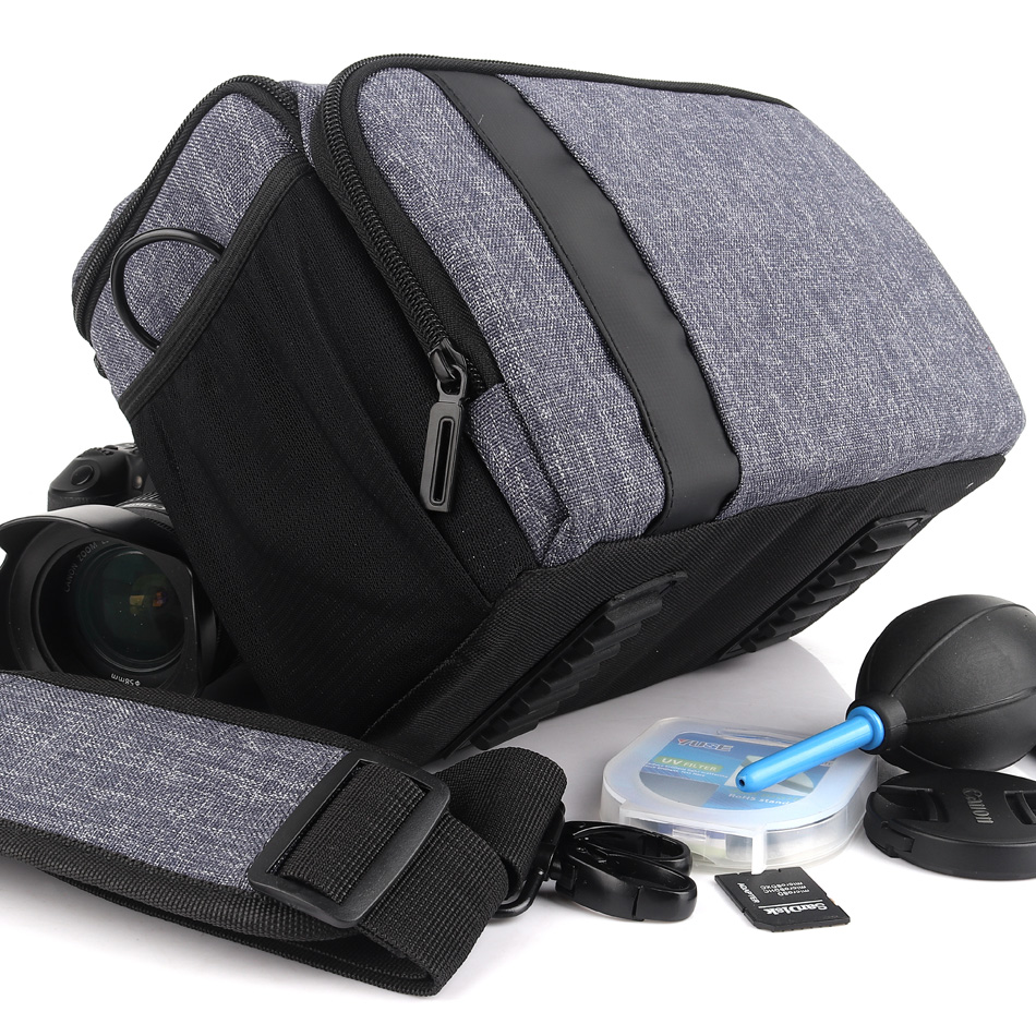 Waterproof Camera Bag Case For Canon EOS 800D 80D 200D 1300D 1200D 77D 760D 750D 700D 600D 650D 550D 5D Mark ii 7D 60D 70D 6D
