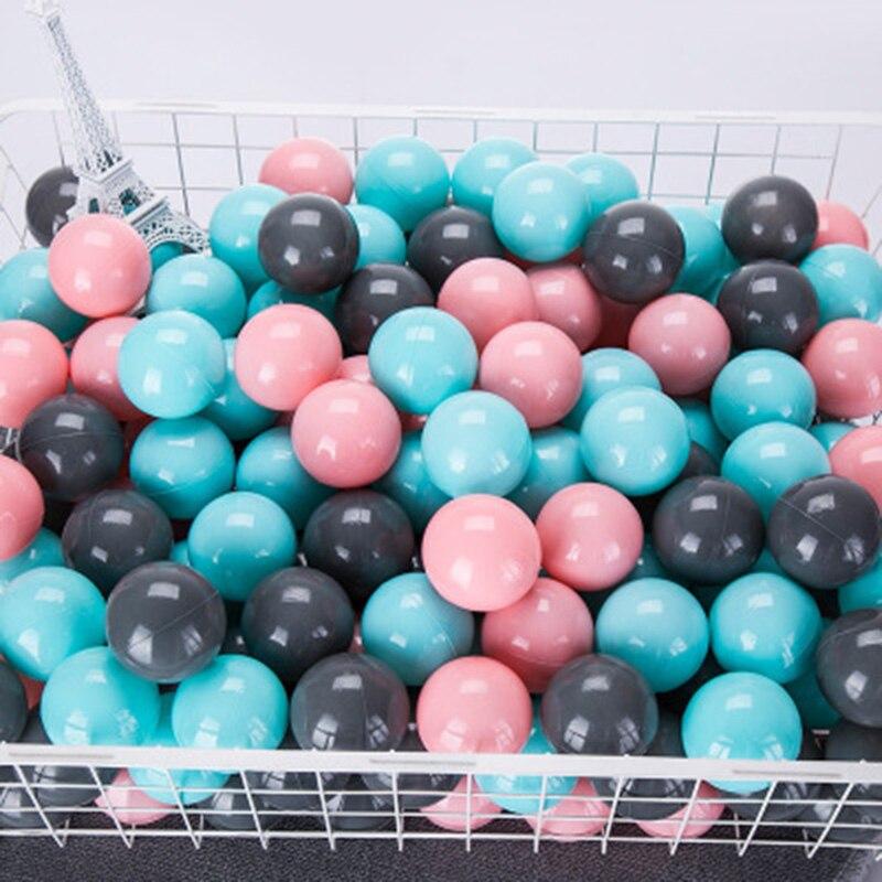 Coloré Piscine D'eau Enfants Jouets Tente Océan Vague Boules En Plein Air Jouer En Plastique Ball Kid Drôle De Bain Jouet De Bain Pit Sport ball Pour Enfant