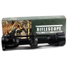 Tactical LEBO 6×32 AOME Mil-Dot Optical Sight Compact Lock Rifle Scope For Hunting Riflescope
