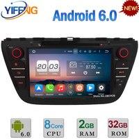 8 WiFi Octa Core PX5 2GB RAM Android 6 DAB 4G 32GB ROM Car DVD Multimedia
