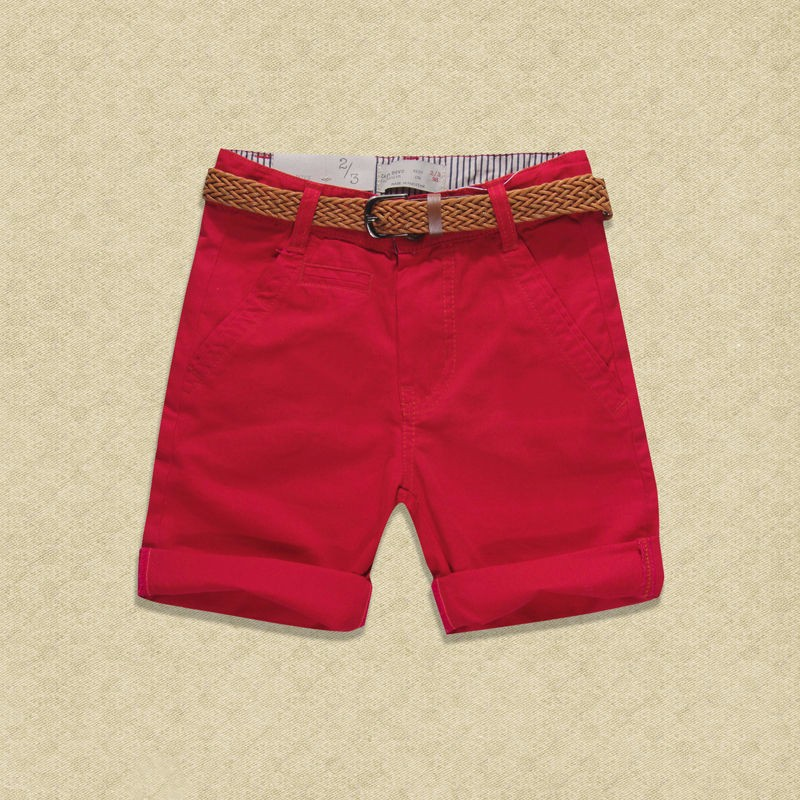 Tiener 2017 zomer nieuwe kinderen korte broek jongens kinderen katoen - Kinderkleding - Foto 2