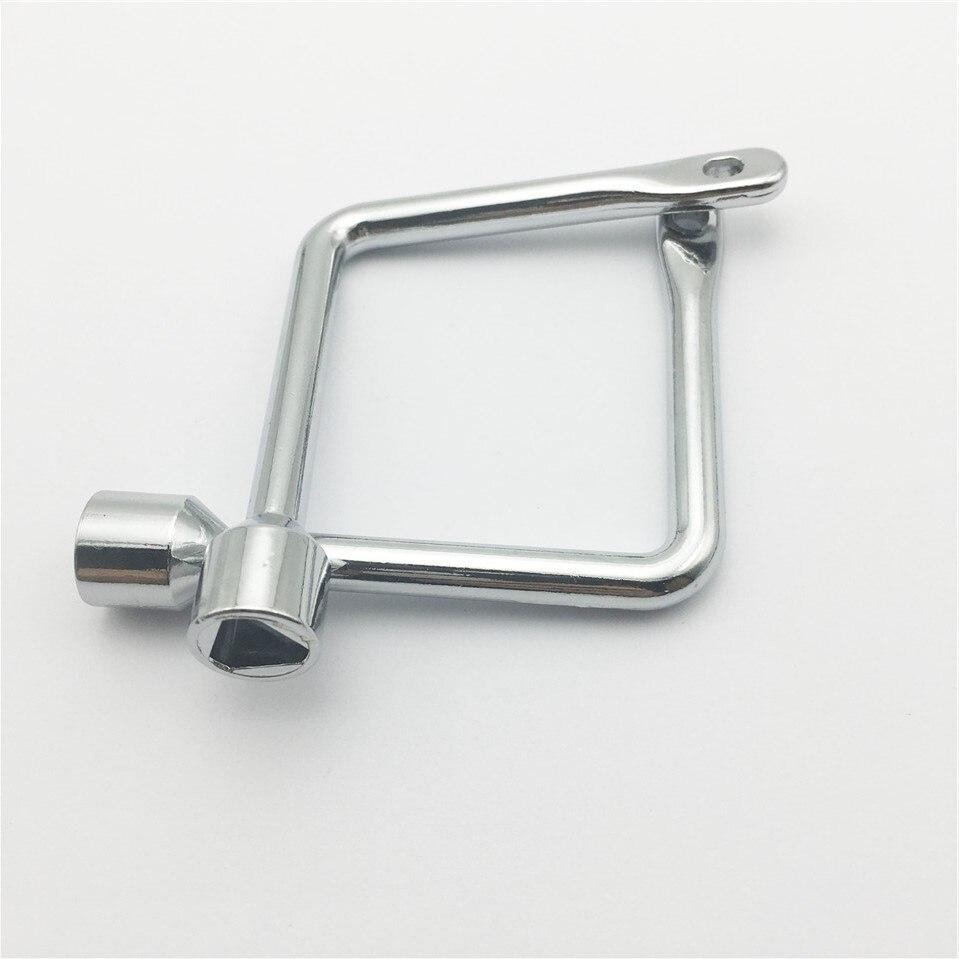 Ключ ключ Delta Switch с аксессуарами, универсальный треугольный шлейф, электрический шкаф, шкафчик лифта из сплава, 1 шт.|wrenches wrench|wrench universalwrench electric | АлиЭкспресс