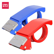 0824 Tape Cutter Tape office stationery Sealing Device Of 60mm Metal Sealing Machine Holder Tape