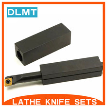 20*20mm torna Bıçak setleri torna delik kılavuzu kol küçük delik delme bıçağı, küçük çaplı aracı Anti-titreşim alet tutucu