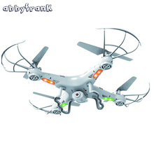Abbyfrank RC Drone Helicopter X5C 0 3M Camera 360 Eversion 2 4G Remote Control 4 CH