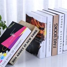 Прямая с фабрики домашнего интерьера ремесла английский современный минималистский украшения моделирования Книга