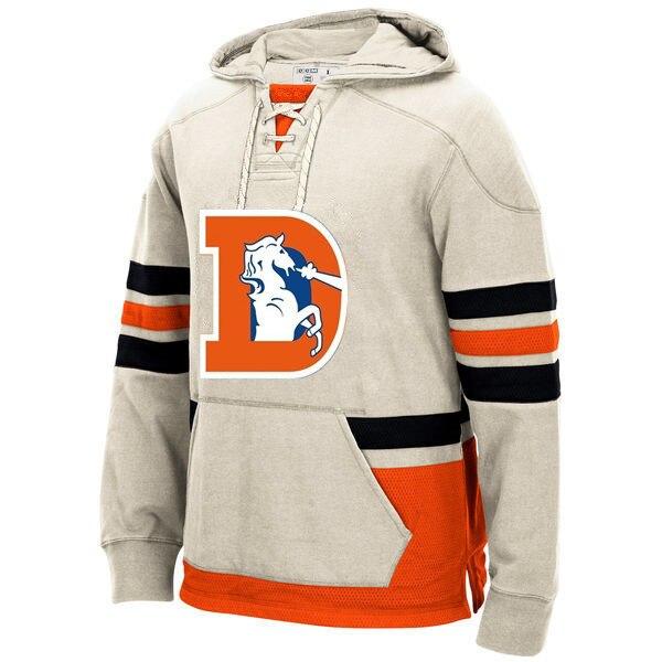 Denver invierno nuevos diseños Broncos Ventiladores estilo favorito costura  sudadera, acepta la aduana cualquier nombre y número Sudaderas pullover ...