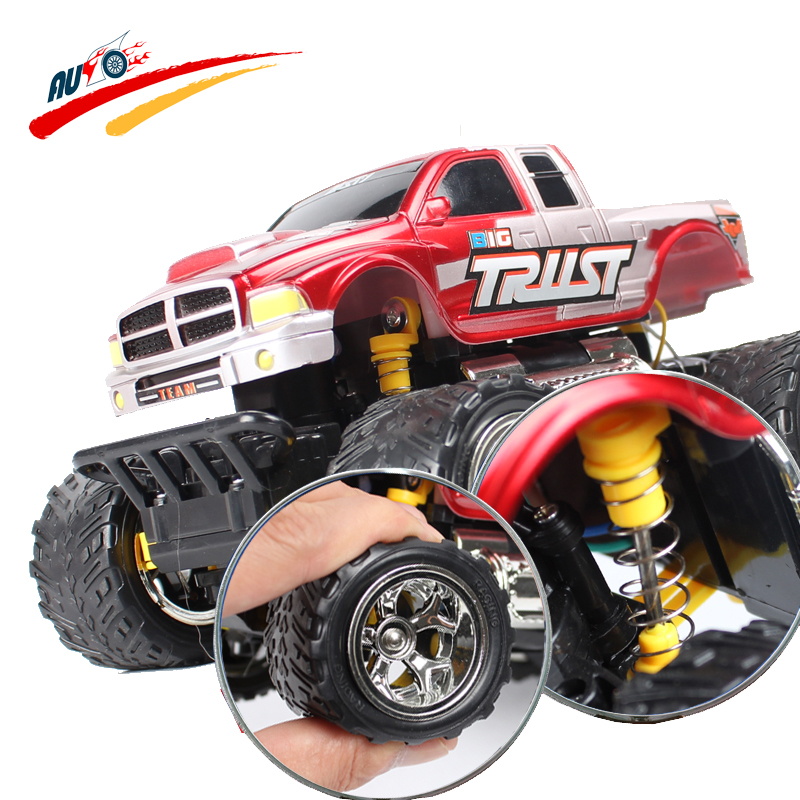 RC Car 4CH Bigfoot Car High Speed Racing Car Remote Control Car Model Off-Road Vehicle Monster truck Toy