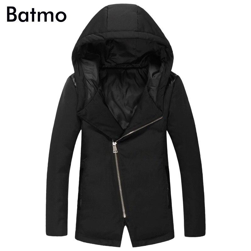 2017 new winter keep warm White duck down hoody black jacket men, M,L,XL,2XL,3XL, black winter coat men