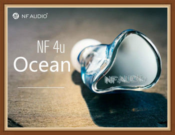 NF Audio NF4U NF-4U Lolita for ACG 4 Knowles BA+Dynamic Hybrid Drivers HIFI In-ear Earphone with 2pin /0.78mm Detachable Cable