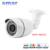 Sony imx323 sensor a prueba de agua al aire libre 1080 p ahd cámara de seguridad cctv cámara de la bala 24 leds ir día y la visión nocturna de vigilancia