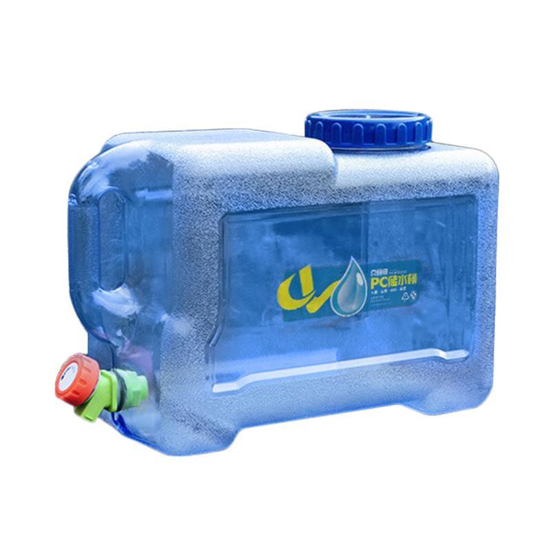 engrossar saco de água de plástico tanque