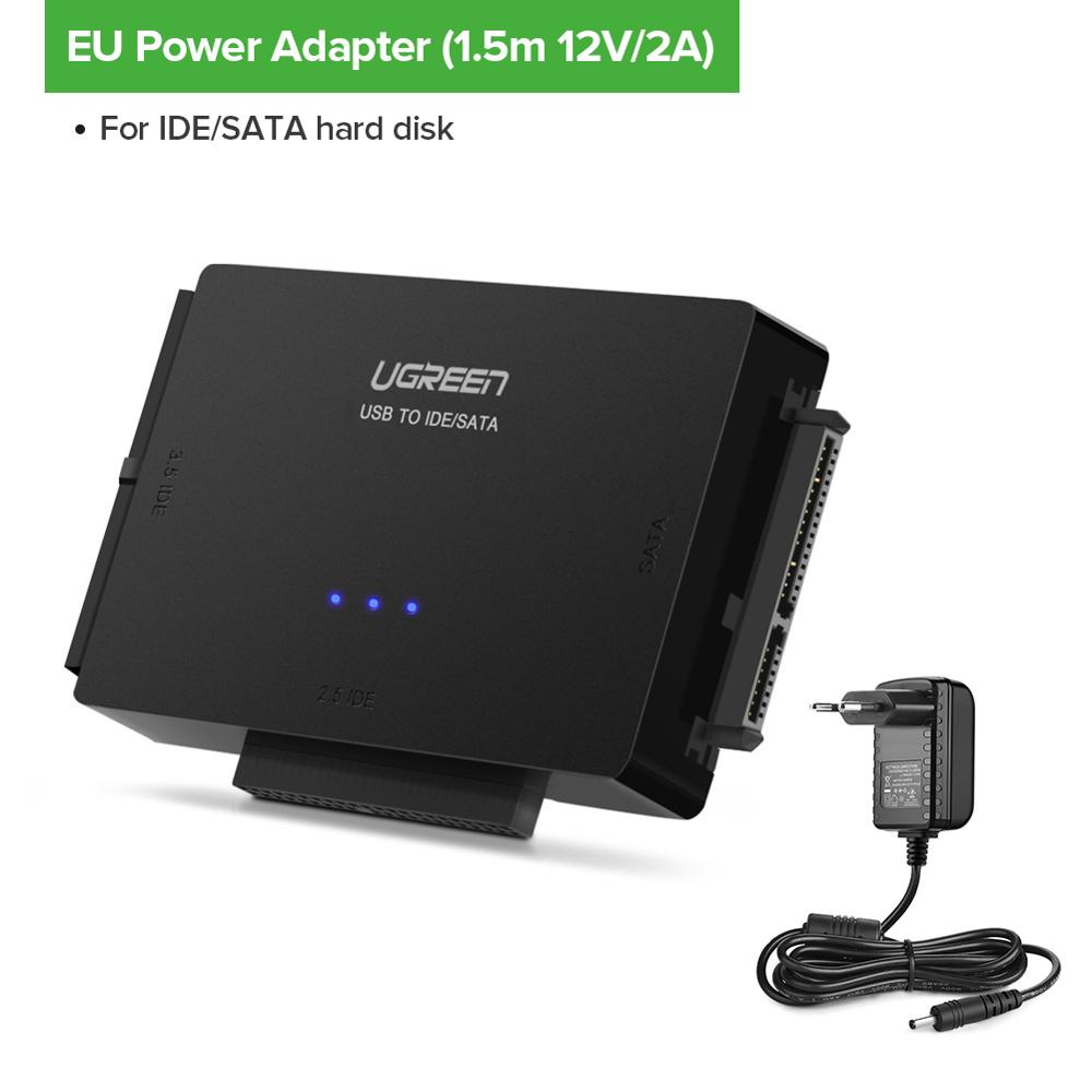 EU Power Adapter