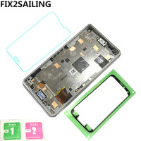 100% Tested For SONY Xperia Z3 Compact Display Tested For SONY Xperia Z3 Compact LCD Touch Screen with Frame Z3 Mini D5803 D5833
