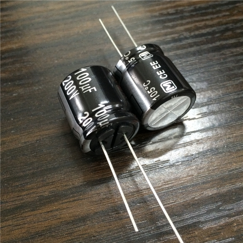 5pcs 200V 150uF 200V CAPXON KH 18x21mm High quality capacitors