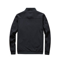 DIMUSI Autumn Winter Mens Bomber Jackets Male Sportswear Motorcycle Mens Thin Slim Fit Outwear Windbreaker Jackets 7XL 8XL,TA149