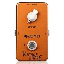 Joyo jf 06 винтажная фазовая педаль для гитары запчасти true