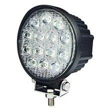 42 Вт Светодиодный свет лампы прицеп внедорожник ATV J E P Offroad Лодка Bowfishing