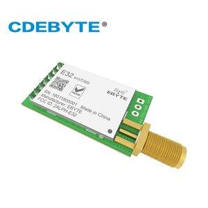 Image 3 - E32 915T20D Lora большой диапазон UART SX1276 915 МГц 100 мВт SMA антенна IoT uhf беспроводной трансивер передатчик приемный модуль