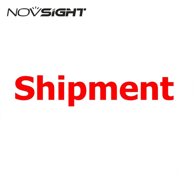 NOVSIGHT Shipment Policy