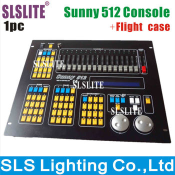 Sunny 512 DMX 512 controller for stage lighting 512 dmx console DJ controller equipment фото